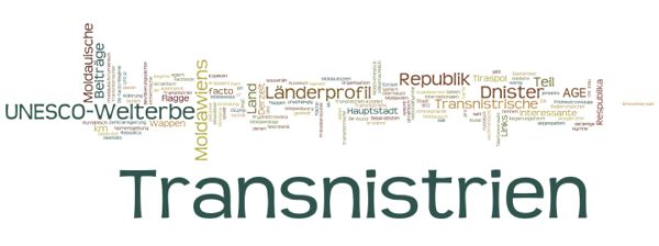 World Heritage in Transnistrien (Wordle)